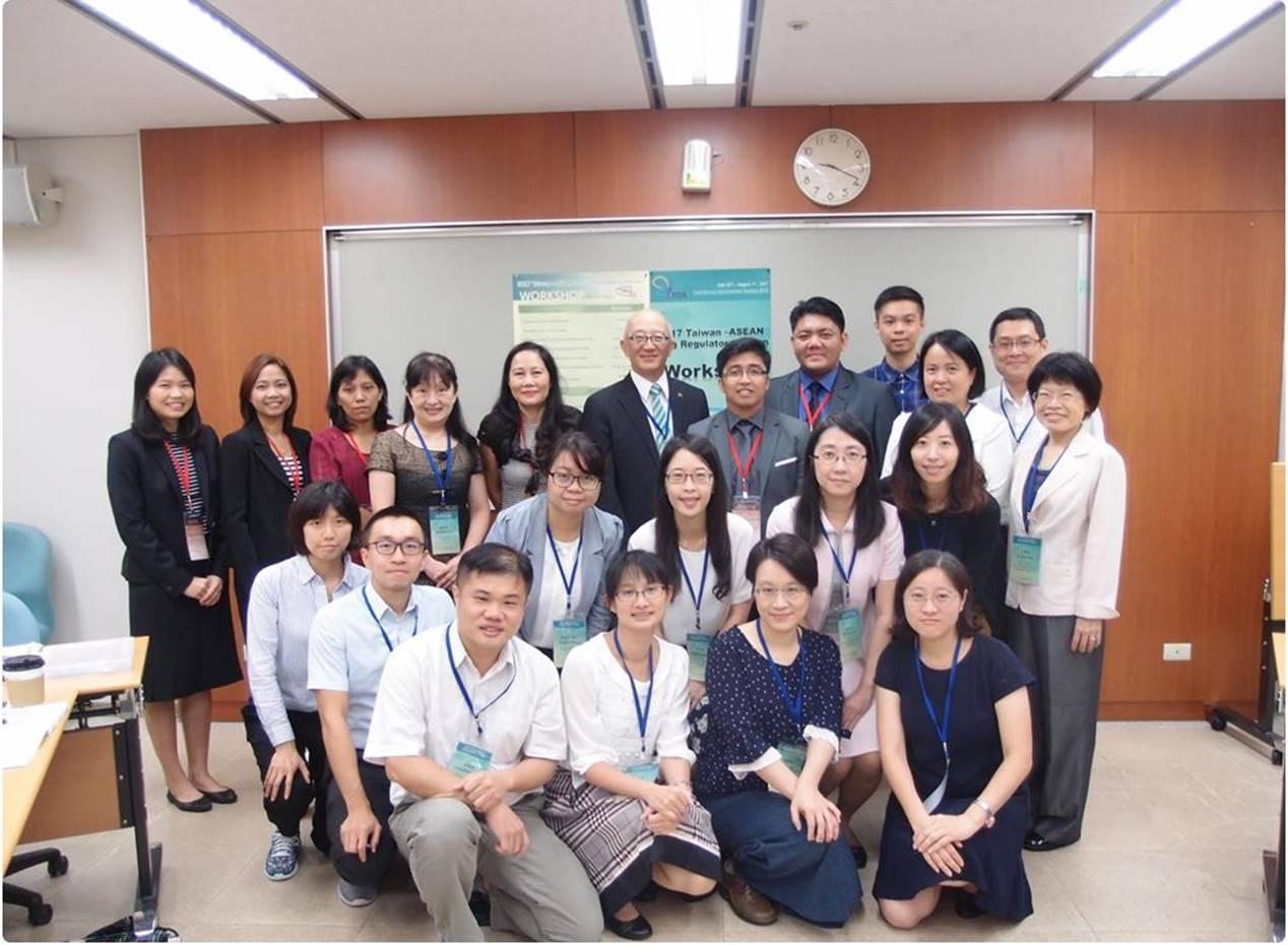 2017 Taiwan-ASEAN Drug Regulatory Symposium - Taiwan-ASEAN